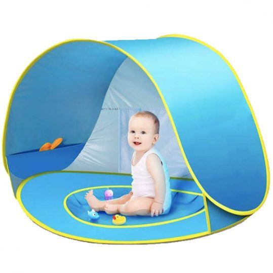 Carpa con piscina Moov Tent